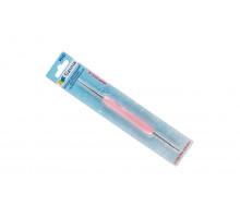 Крючок двухсторонний 1 мм-2 мм Гамма с прорезин. ручкой