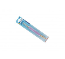 Крючок двухсторонний 2 мм-4 мм Гамма с прорезин. ручкой