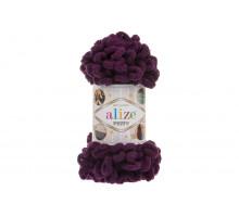 Alize Puffy 111 сливовый