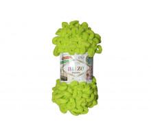 Alize Puffy 117 зеленый неон