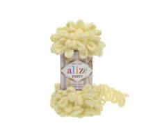 Alize Puffy 013 светло-желтый