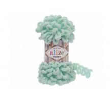 Alize Puffy 019 ярко-мятный