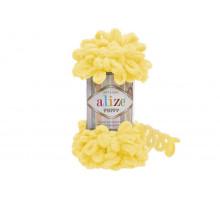 Alize Puffy 216 ярко-желтый
