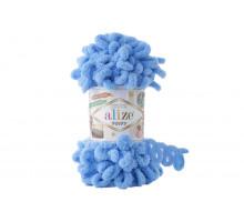 Alize Puffy 289 ярко-голубой