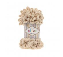 Alize Puffy 310 медовый