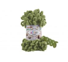 Alize Puffy 485 зеленый