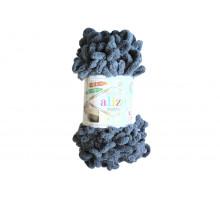 Alize Puffy 053 темно-серый