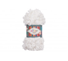 Alize Puffy 055 белый