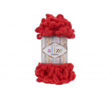Alize Puffy 056 красный