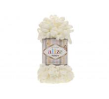 Alize Puffy 062 молочный