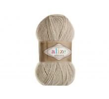 Alize Alpaca Royal 152 бежевый меланж