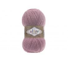 Alize Alpaca Royal 269 пыльный розовый