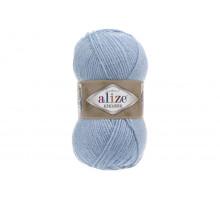 Alize Alpaca Royal 356 голубой