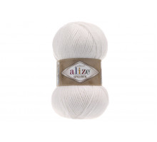 Alize Alpaca Royal 055 белый