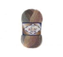 Alize Angora Real 40 Batik – цвет 4726