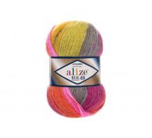 Alize Angora Real 40 Batik – цвет 4834