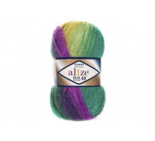 Alize Angora Real 40 Batik – цвет 4880