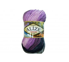Alize Burcum Batik – цвет 4760