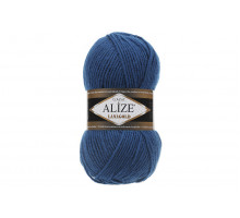 Alize Lanagold Classic 155 темно-бирюзовый
