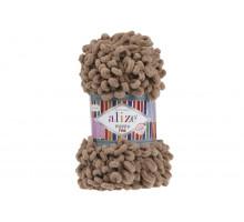 Alize Puffy Fine 329 молочно-коричневый