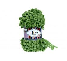 Alize Puffy Fine 485 зеленый