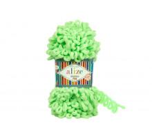 Alize Puffy Fine 516 пастельно-зеленый