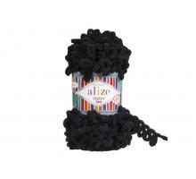 Alize Puffy Fine 060 черный