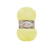 Alize Softy Plus 013 светло-желтый