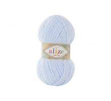 Alize Softy Plus 183 светло-голубой