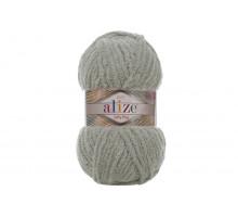 Alize Softy Plus 296 серая дымка