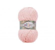 Alize Softy Plus 340 розовая пудра