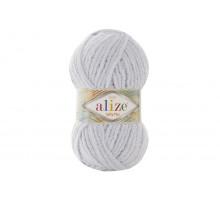 Alize Softy Plus 500 серо-голубой