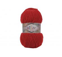 Alize Softy Plus 056 красный