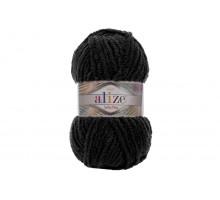 Alize Softy Plus 060 черный