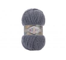 Alize Softy Plus 087 угольный