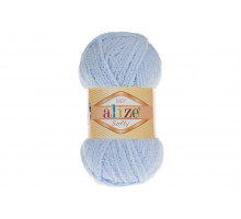 Alize Softy 183 светло-голубой