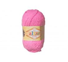 Alize Softy 191 ярко-розовый