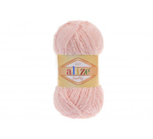 Alize Softy 340 розовая пудра