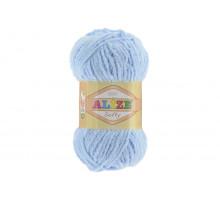 Alize Softy 350 нежно-голубой