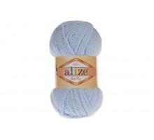 Alize Softy 416 серо-голубой