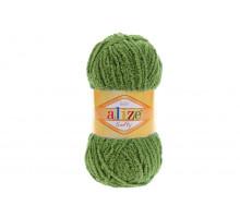 Alize Softy 485 зеленый