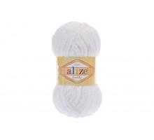 Alize Softy 055 белый