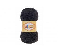Alize Softy 060 черный