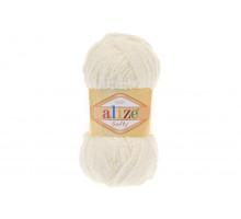 Alize Softy 062 молочный