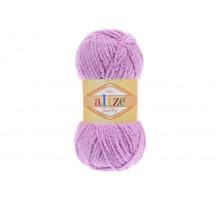 Alize Softy 672 розово-сиреневый