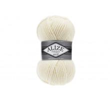 Alize Superlana Maxi 001 кремовый