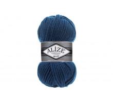 Alize Superlana Maxi 155 темно-бирюзовый