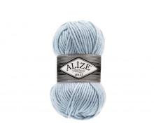 Alize Superlana Maxi 480 бледно-голубой