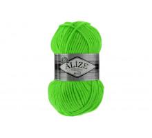 Alize Superlana Maxi 551 зеленый неон