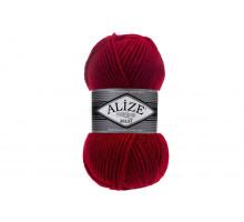 Alize Superlana Maxi 056 красный